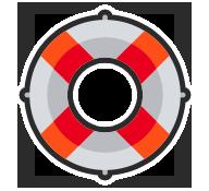 Logo - Hébergement et maintenance - Conception de sites Web - Eraweb l'agence créative