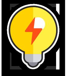 Logo - Réalisation - La solution - Conception de sites Web - Eraweb l'agence créative