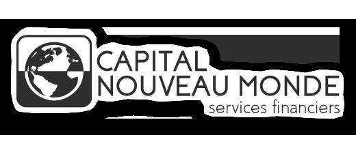 Logo - Réalisation - Capital Nouveau Monde services financiers - Les entreprises Mobil-Tek - Conception de sites Web - Eraweb l'agence créative